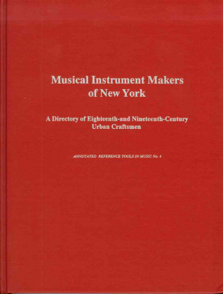 Musical Instrument Makers of New York