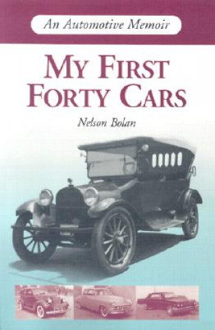 My First Forty Cars