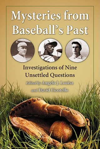 Mysteries from Baseball's Past