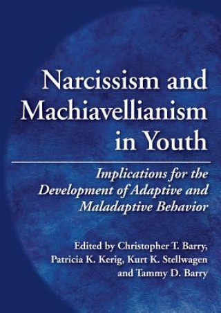 Narcissim and Machiavellianism in Youth