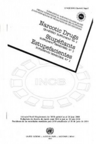 Narcotic Drugs: Estimated World Requirements for 2010 - Quarterly Supplement No.2