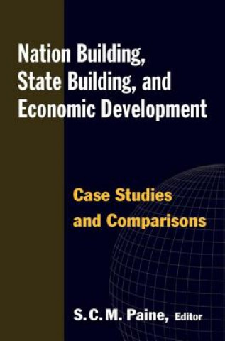 Nation Building, State Building, and Economic Development