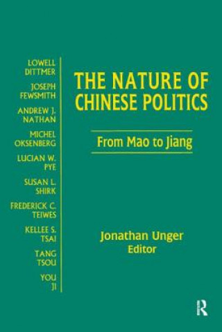 Nature of Chinese Politics