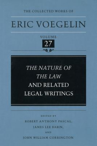 Nature of the Law and Related Legal Writings