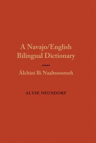 Navajo/English Bilingual Dictionary