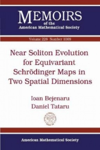 Near Soliton Evolution for Equivariant Schrodinger Maps in Two Spatial Dimensions