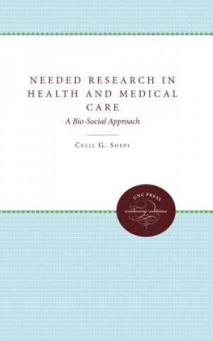 Needed Research in Health and Medical Care
