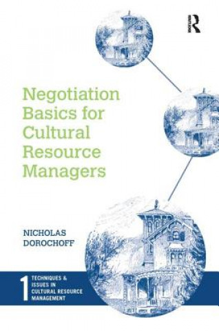 Negotiation Basics for Cultural Resource Managers