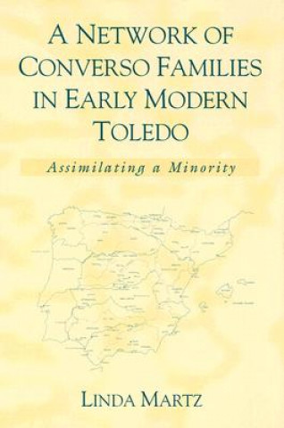 Network of Converso Families in Early Modern Toledo