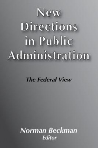 New Directions in Public Administration