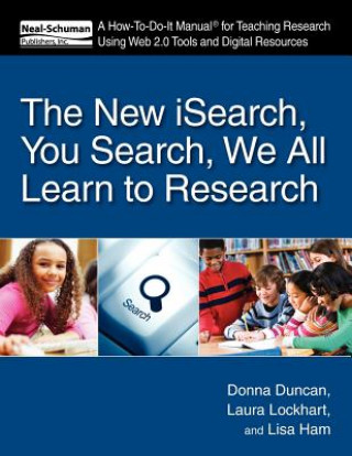 New iSearch, You Search, We All Learn to Research