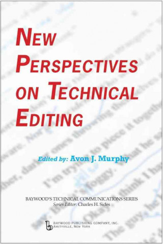 New Perspectives on Technical Editing