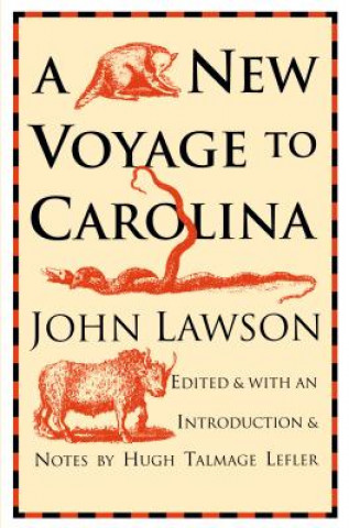 New Voyage to Carolina