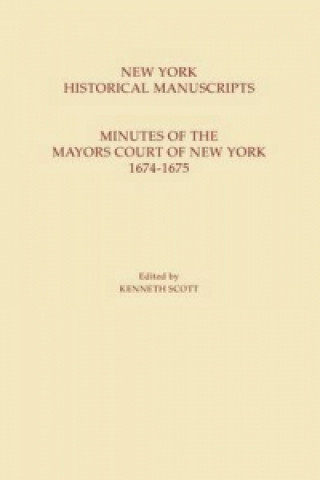 New York Historical Manuscripts
