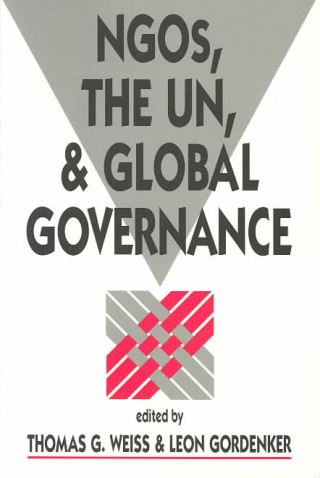NGOs, the United Nations and Global Governance