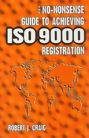 No-nonsense Guide to Achieving ISO 9000 Registration