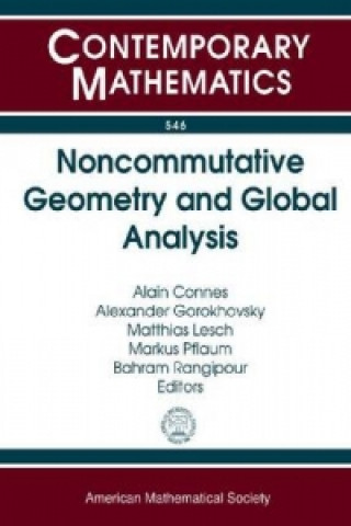 Noncommutative Geometry and Global Analysis