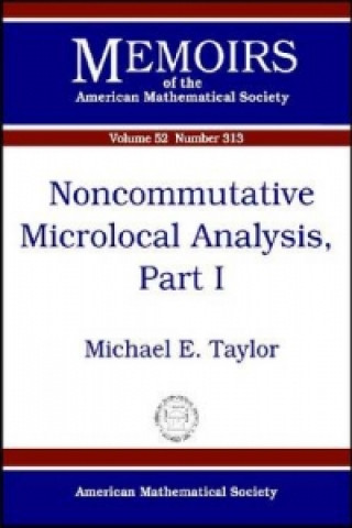 Noncommutative Microlocal Analysis
