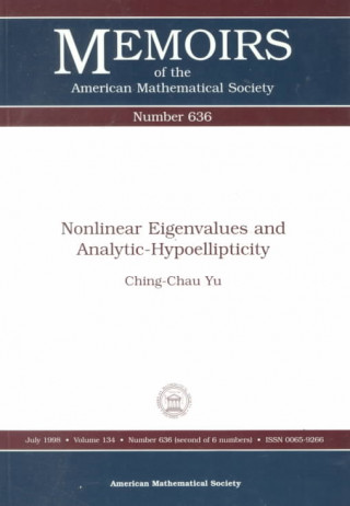 Nonlinear Eigenvalues and Analytic-hypoellipticity