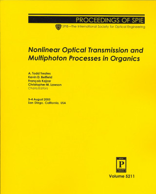 Nonlinear Optical Transmission and Multiphoton Processes in Organics