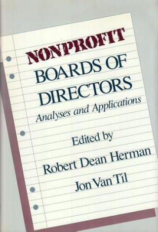 Nonprofit Boards of Directors