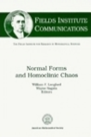 Normal Forms and Homoclinic Chaos