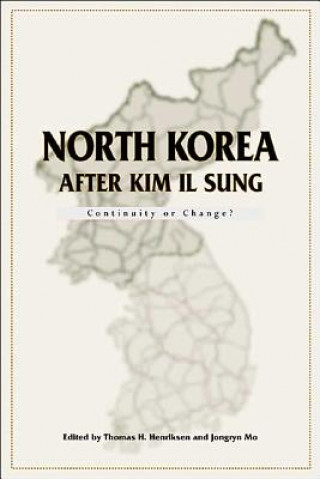 North Korea after Kim-Il Sung