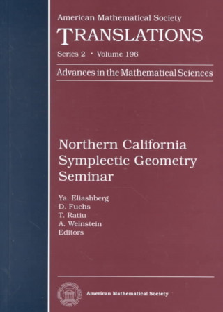 Northern California Symplectic Geometry Seminar