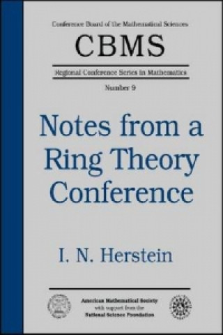 Notes from a Ring Theory Conference