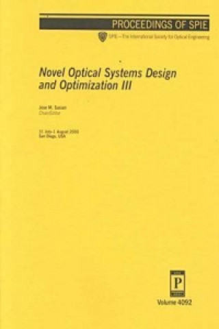 Novel Optical Systems Design and Optimization II
