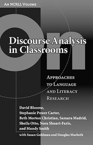 On Discourse Analysis in Classrooms