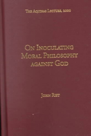 On Inoculating Moral Philosophy against God