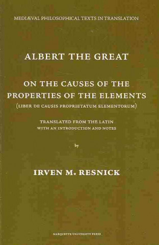 On the Causes of the Properties of the Elements =
