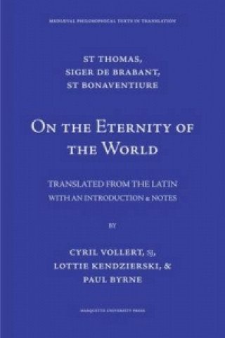 On the Eternity of the World