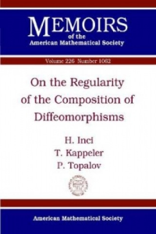 On the Regularity of the Composition of Diffeomorphisms