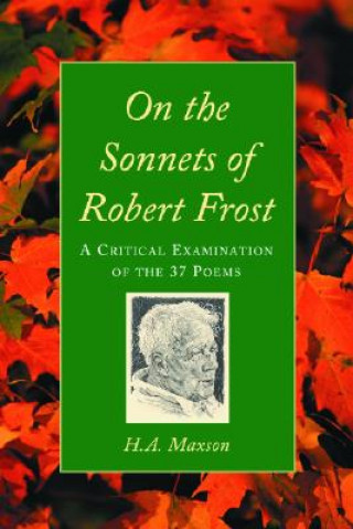 On the Sonnets of Robert Frost