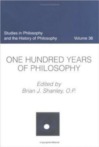 One Hundred Years of Philosophy
