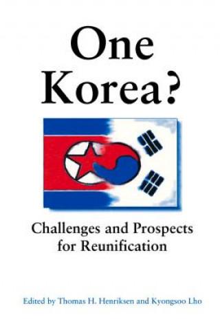 One Korea?