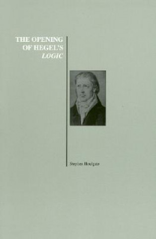 Opening of Hegel's Logic