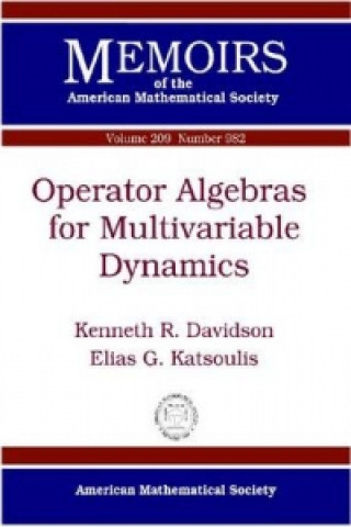 Operator Algebras for Multivariable Dynamics