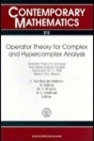 Operator Theory and Complex and Hypercomplex Analysis