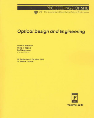 Optical Design and Engineering
