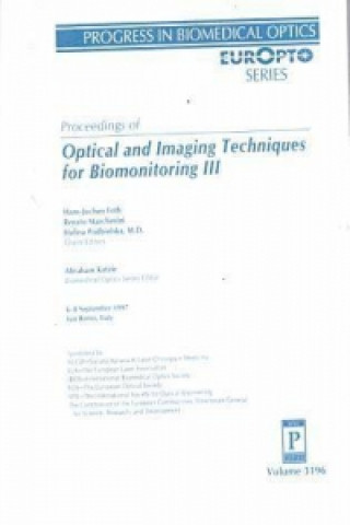 Optical and Imaging Techniques for Biomonitoring III