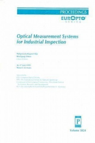 Optical Measurement Systems for Industrial Inspection