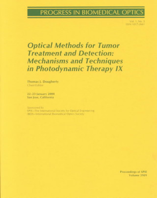 Optical Methods for Tumor Treatment and Detection