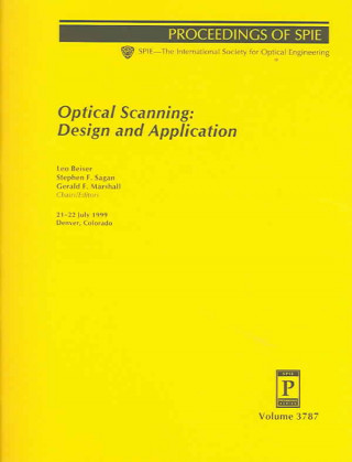 Optical Scanning: Design and Application