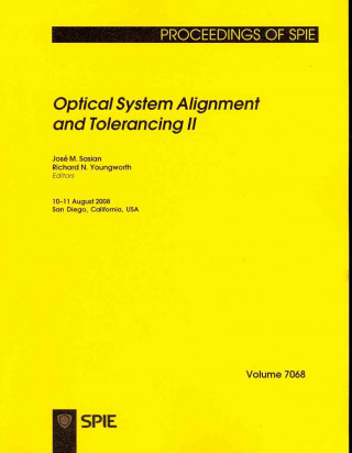 Optical System Alignment and Tolerancing II