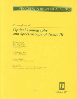 Optical Tomography and Spectroscopy of Tissue III