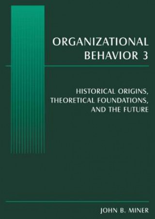 Organizational Behavior III
