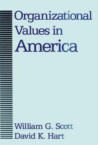 Organizational Values in America